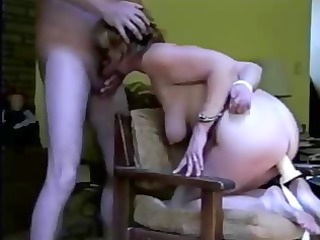 ROUGH FUCK #2 (Mature Blonde Slut)