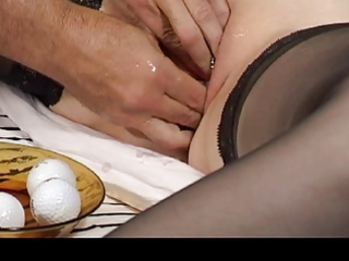 mom and daddy love bizarre muff play
