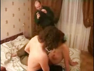 redhead milf trio screwed by 1 boyz