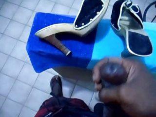 wank wife shoes heels schuhe