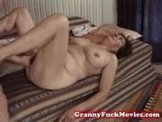 hirsute granny wet crack screwed by pro