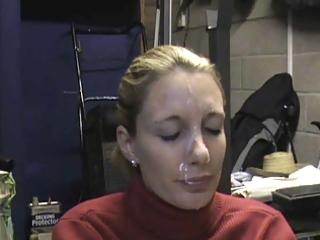 amateur wife large facial