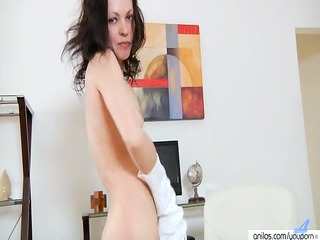 dildo screwed claudia adkins