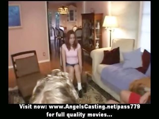 wonderful superb hot redhead cheerleader talking