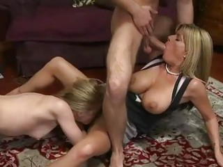 breasty mature kristal summers threesome