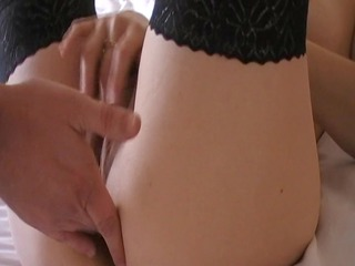 my wifes first anal and double penetration