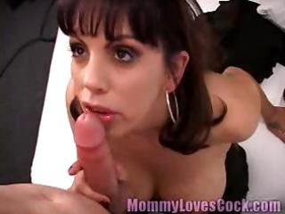 milf acquires a rough ride