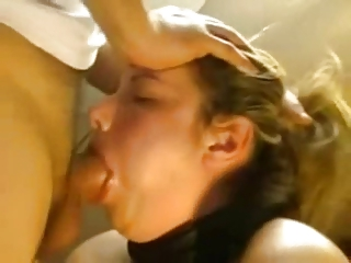 MILF Head #14 (Rough Deepthroat)