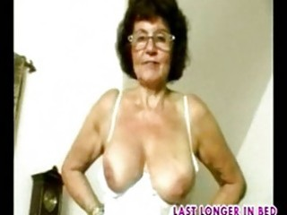 granny in glasses dildoes part11