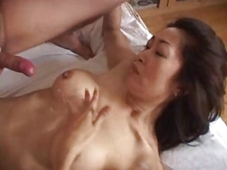 aged japanese cougar 3 uncensored