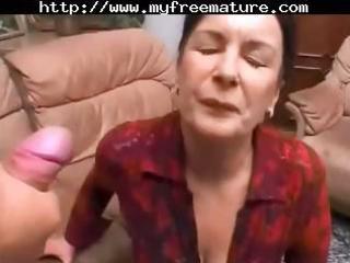 granny bushy anal aged