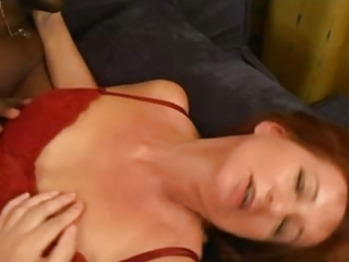 aged redhead bonia desires bbc