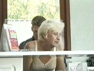 ficky martin copulates a blond shaggy granny very