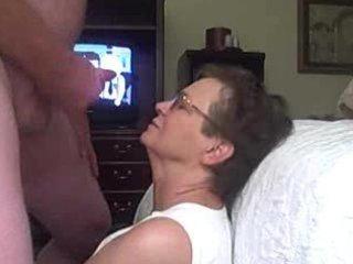 granny acquires a facial