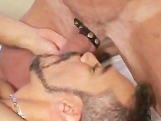 two hot movies of hung mature chaps breeding