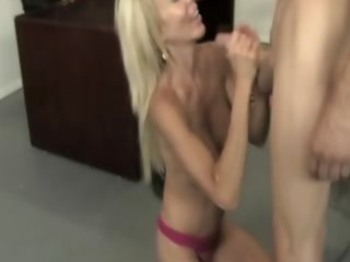 mature teacher is greasing the pole