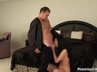 milf pornstar enjoys hard dick