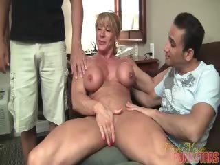Mature Muscle Worship Part 2