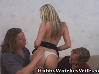 hubby is thrilled with wifes sex drive