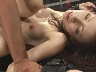 Finely detailed japanese milf with an odd love