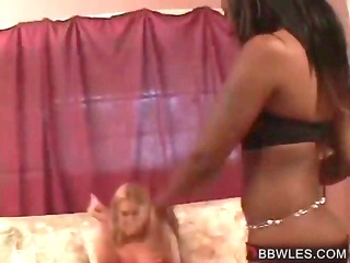 lesbian butt spanked and wet crack licked