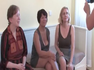 foursome with older lusty sweethearts and legal