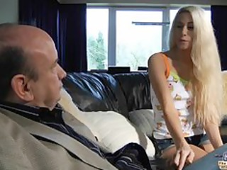 old french copulates sexy blond
