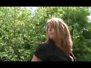 German susanne outdoor milf