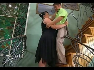 large plump d like to fuck seduces cute guy to