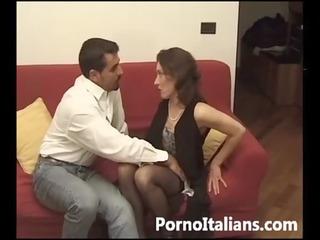 Moglie infedele italiana vogliosa di cazzo -