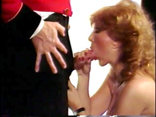 older redhead sucks and bonks youthful stud -