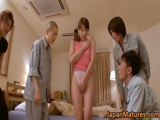 misa yuki real asian housewife getting