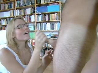 blonde anne makes mature sex tape