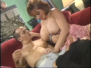 big-titted older nailed by large penis - lord