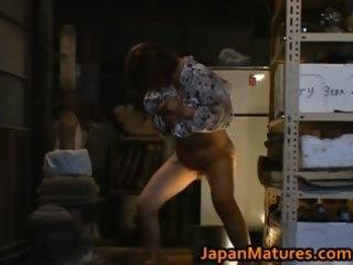 chisato shouda outstanding older japanese part2