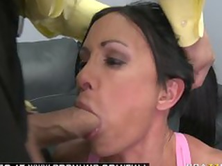 large tit dark brown mother i pornstar roughed up
