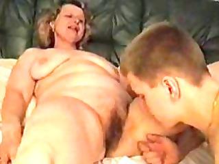 russian granny desires sex from grandson