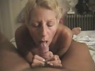 nudist filming his wife giving him a irrumation