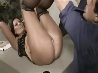 Milf at office