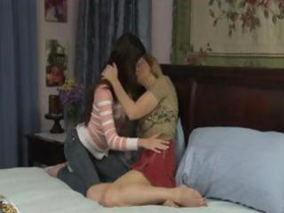 sexy mature mamma with youthful girl