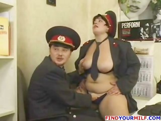 ribald russian jezebel with a plump vagdoes