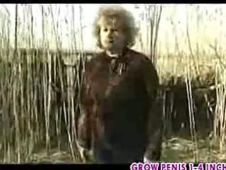 chubby granny coercive to fuck part0