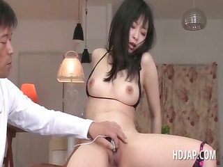 superb oriental playgirl acquires cookie and