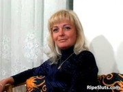 lascivious older blond sucks on fellows hard