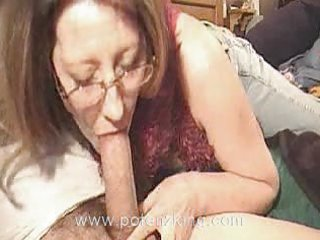 german aged oral-service very nice