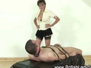 femdom older lady sonia gives tugjob