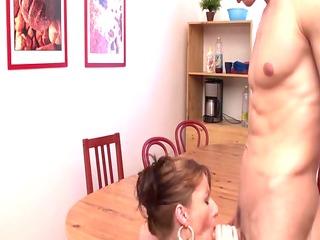 astonishing sexy mother id like to fuck fucked on