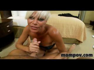 sexy golden-haired d like to fuck fucking in