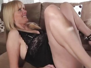 nasty non-professional milf sucks and fucks with