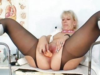 golden-haired d like to fuck in latex uniform